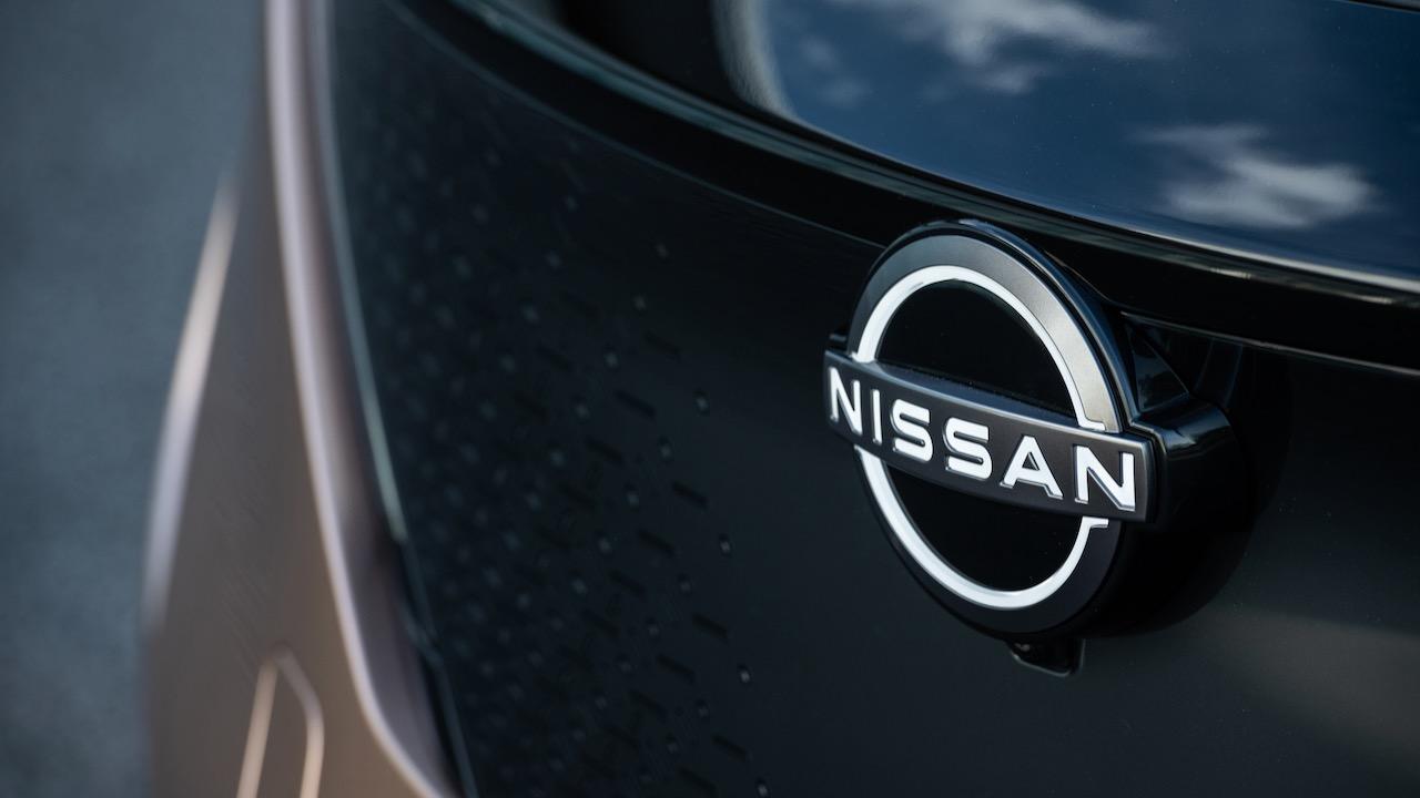 Nissan logotipo – 3