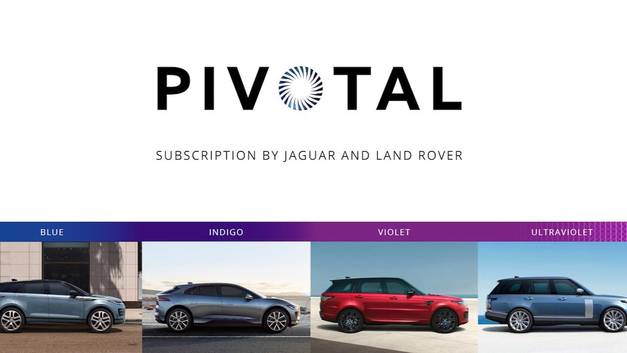 Pivotal Jaguar Land Rover – 1