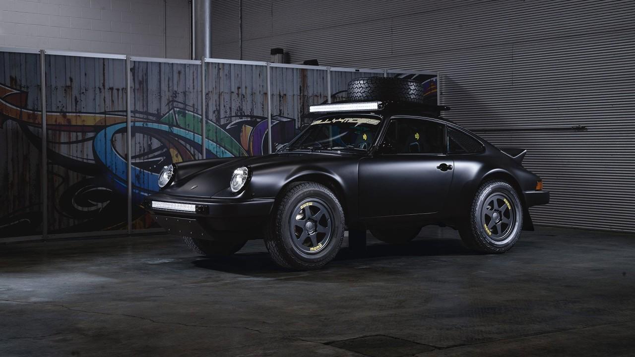 Porsche 911 Safari – Willy KMR (2)