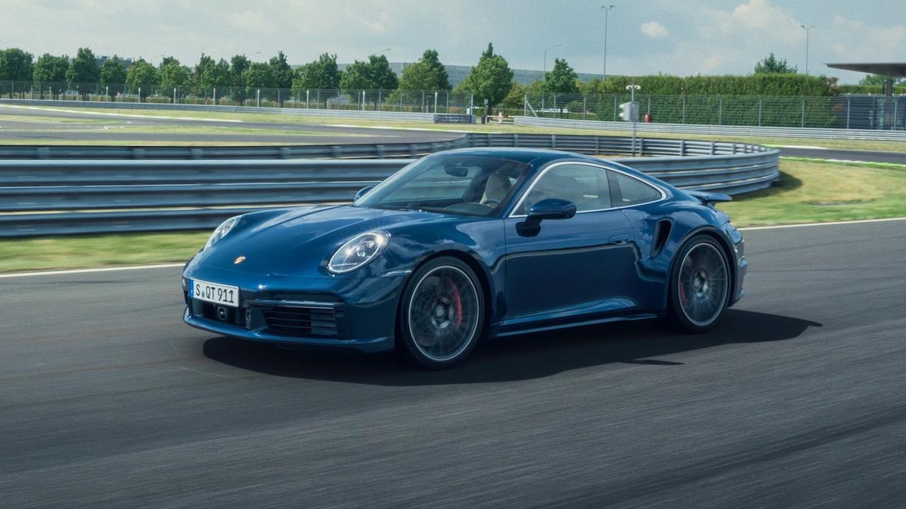 Porsche 911 Turbo 2020 – 9