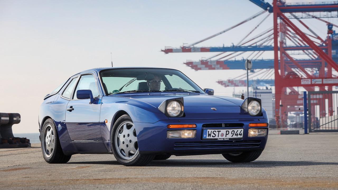 Porsche 944 S2 restauracion – 7