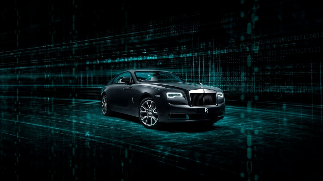 Rolls-Royce Wraith Kryptos Collection (2)