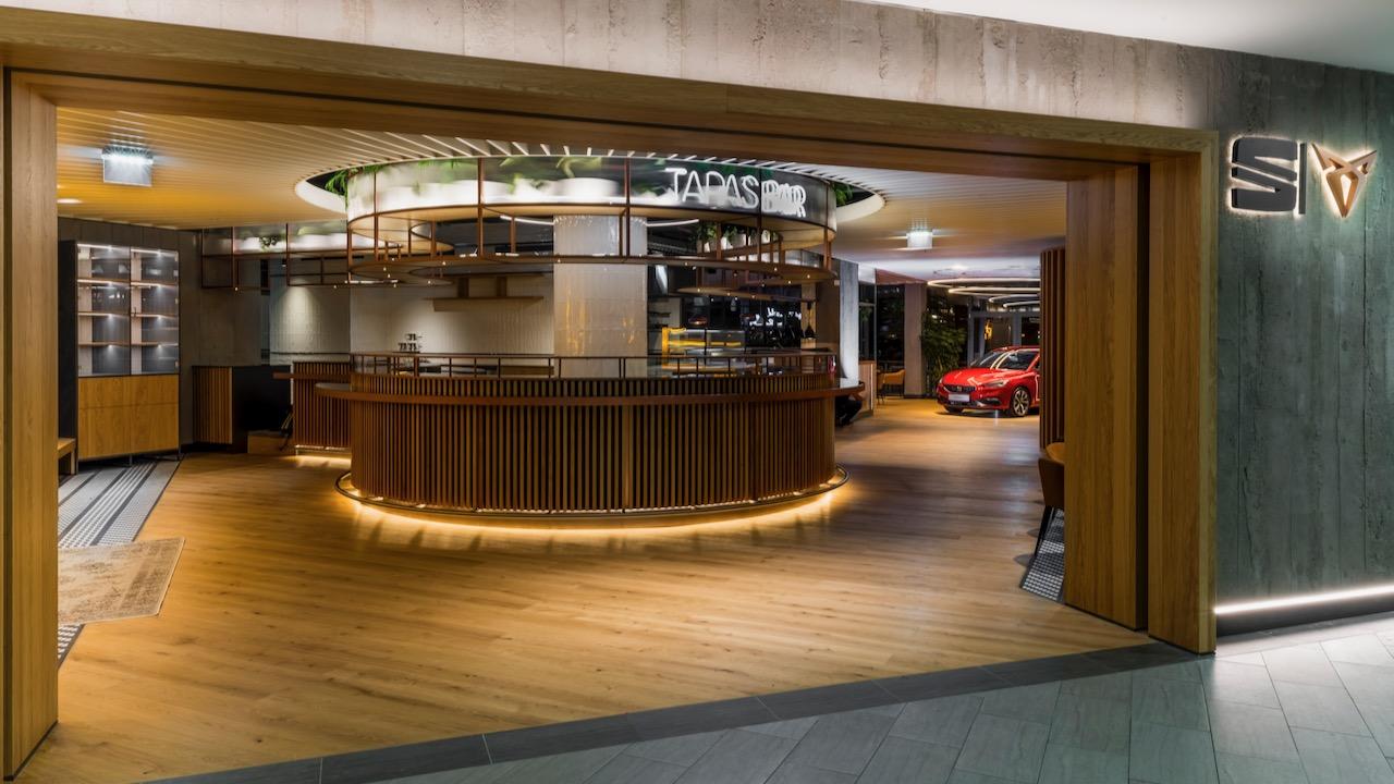SEAT Cupra bar tapas Austria – 2