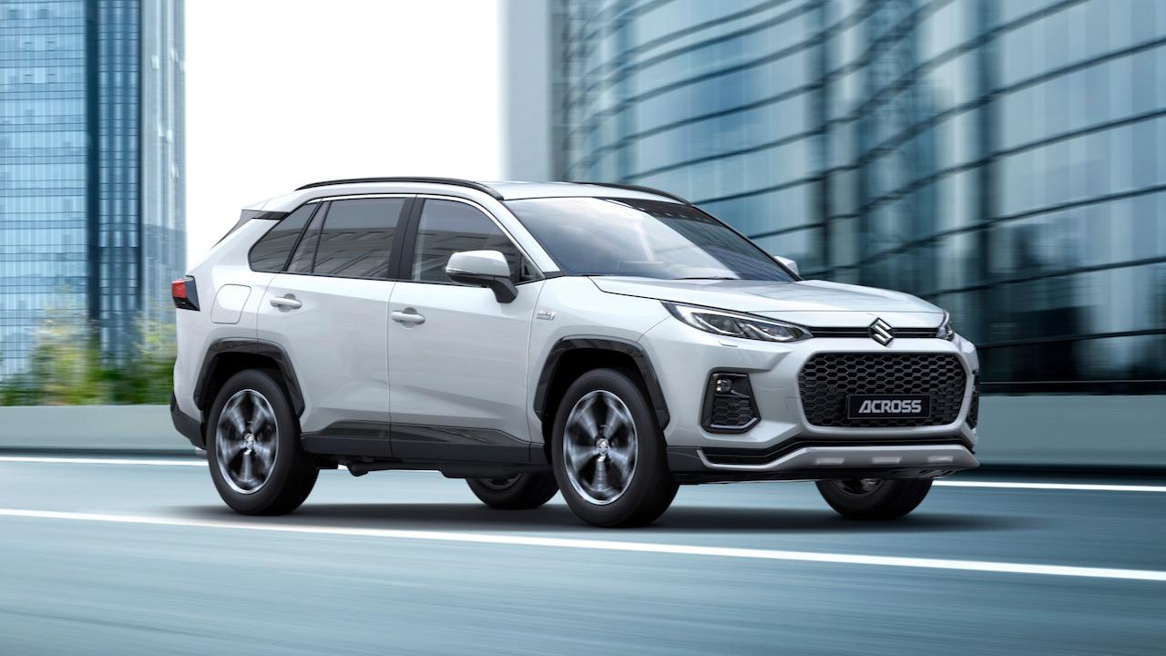 Suzuki Across 2021 – 2