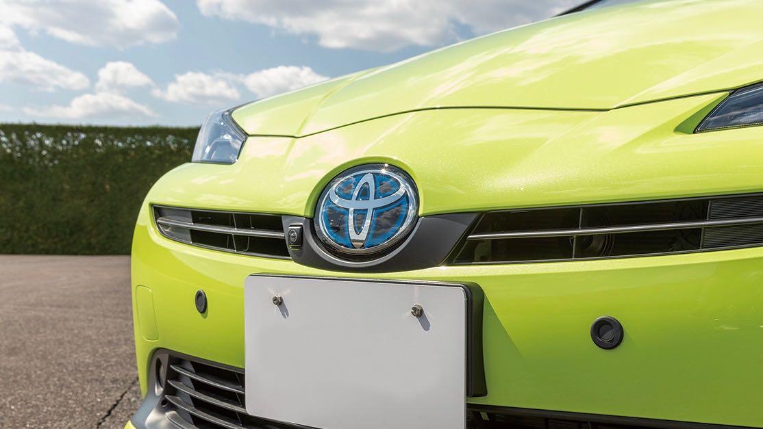 Toyota Plus Support acelerador – 1