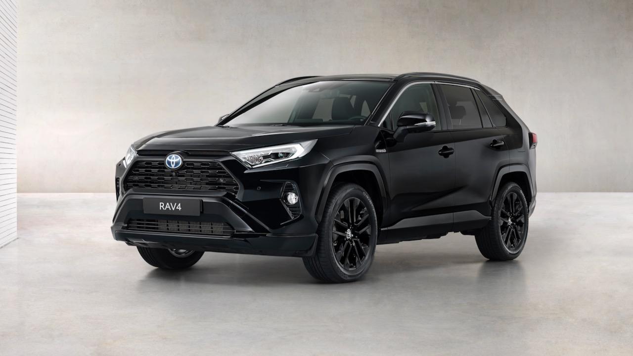 Toyota RAV4 Hybrid Black Edition – 6