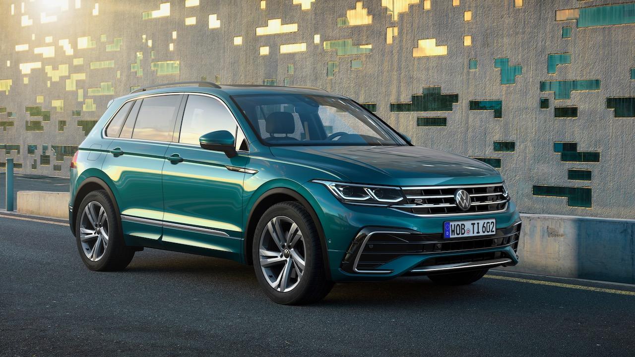 Volkswagen Tiguan 2021 – 4