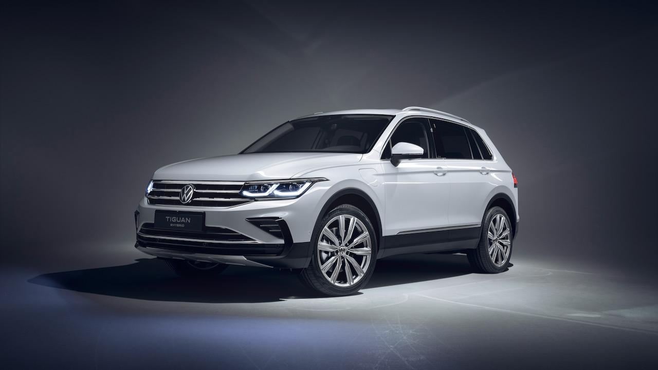 Volkswagen Tiguan eHybrid 2021 – 3