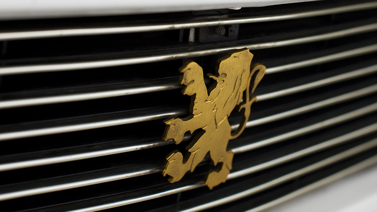 Logo Peugeot – 504