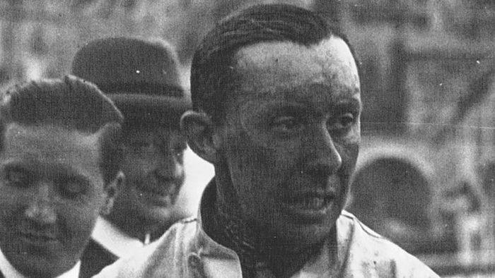 El piloto judío René Dreyfus