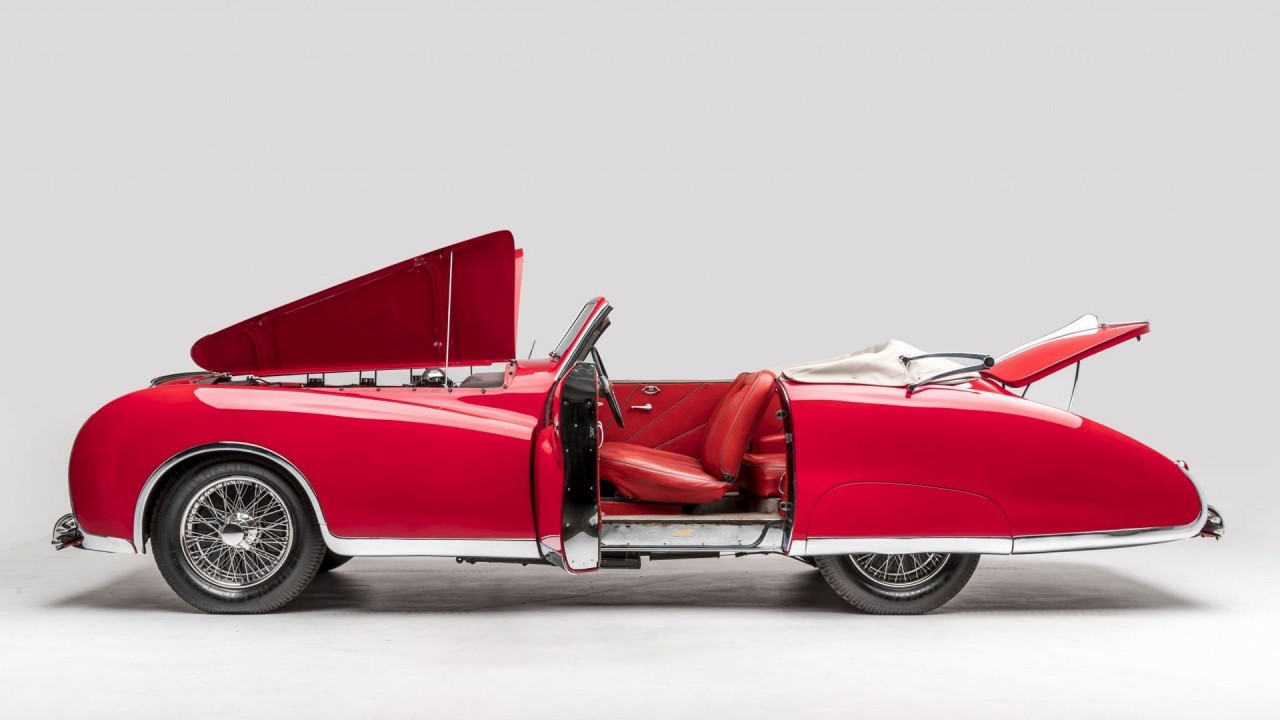 1949 Delahaye 175 Cabriolet Elton John (5)