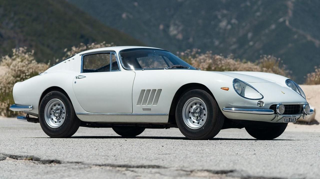 1966 Ferrari 275 GTB Long Nose (1)