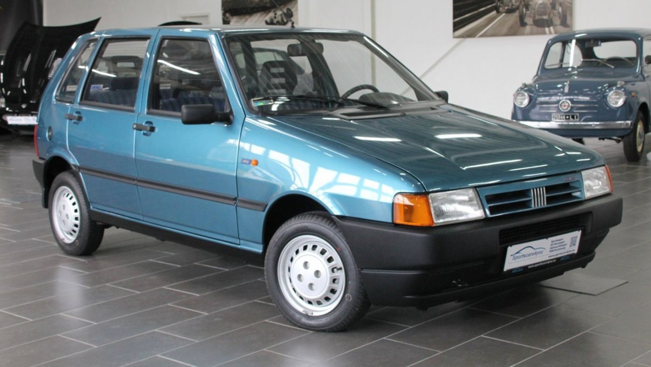 1996 Fiat Uno nuevo en venta (1)