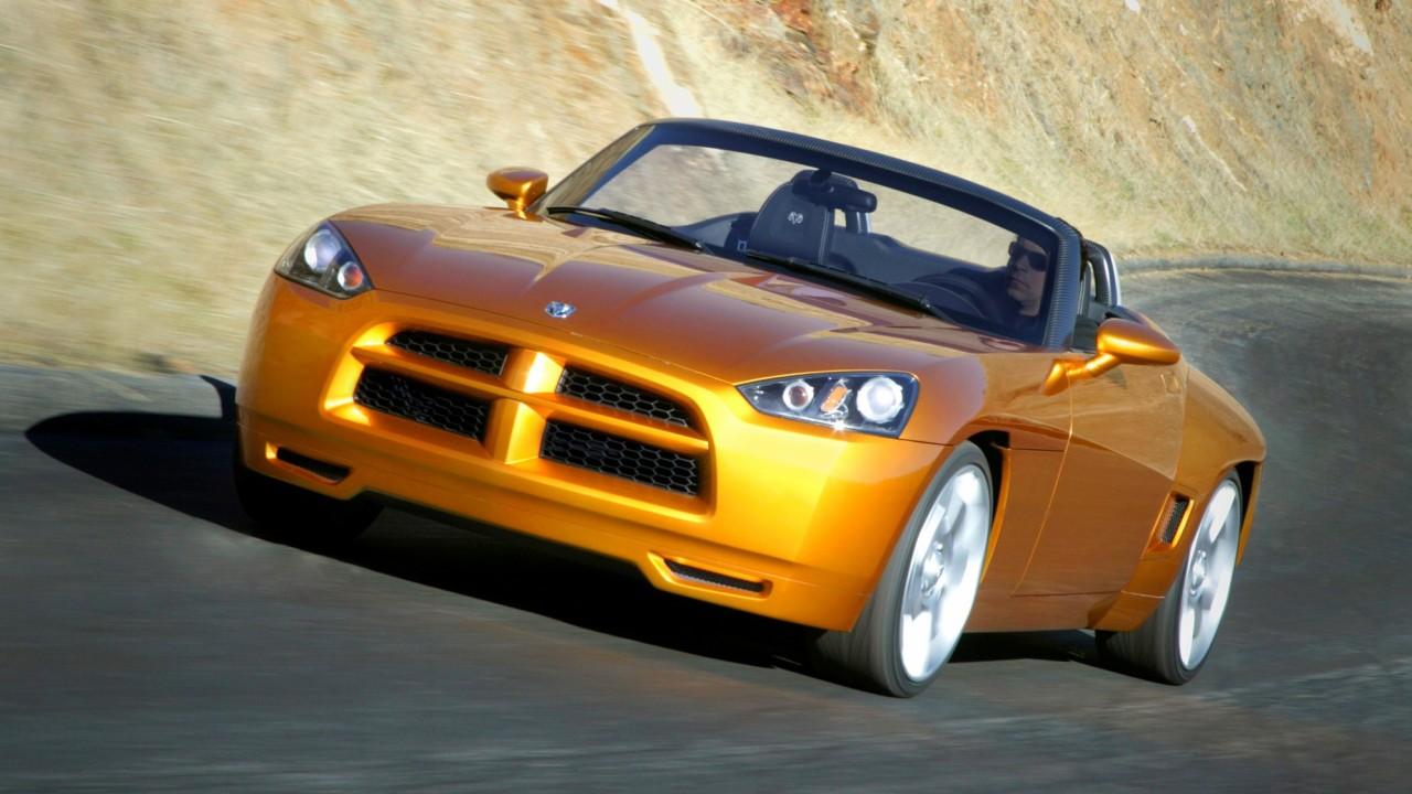 2007 Dodge Demon Roadster Concept (1)