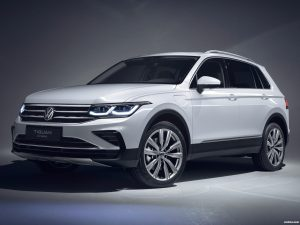 Volkswagen Tiguan e-HYBRID 2021
