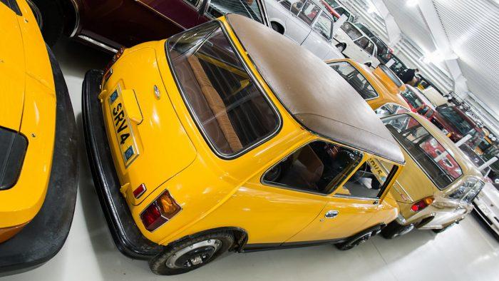 El coche más seguro del mundo