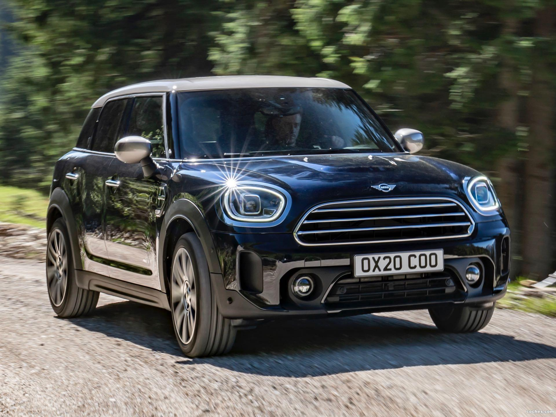 Fotos de Mini Cooper Countryman ALL4 (F60) 2020