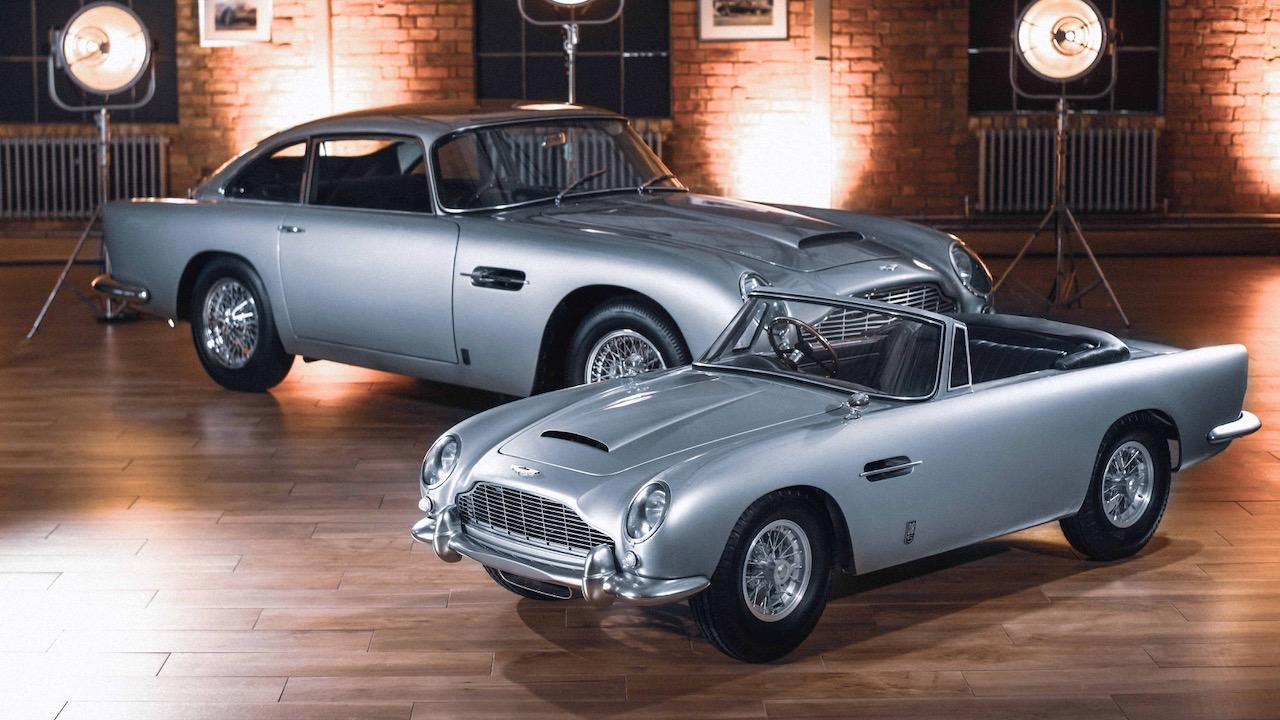 Aston Martin DB5 Junior – 9