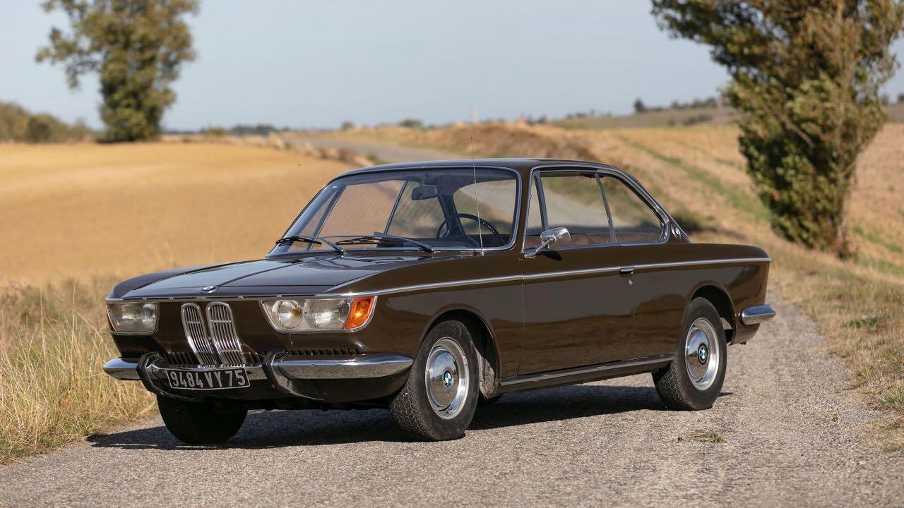 BMW 2000 CS – 6
