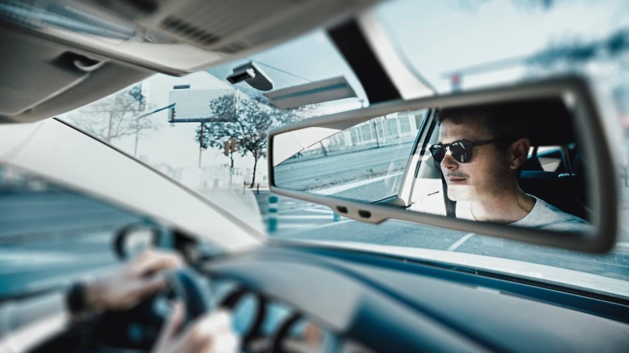 Conducir Gafas Multa