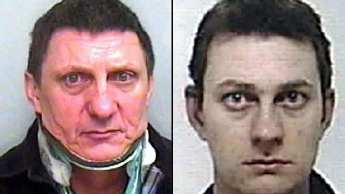 Graham Ellis y su hijo, detenidos por tráfico de drogas