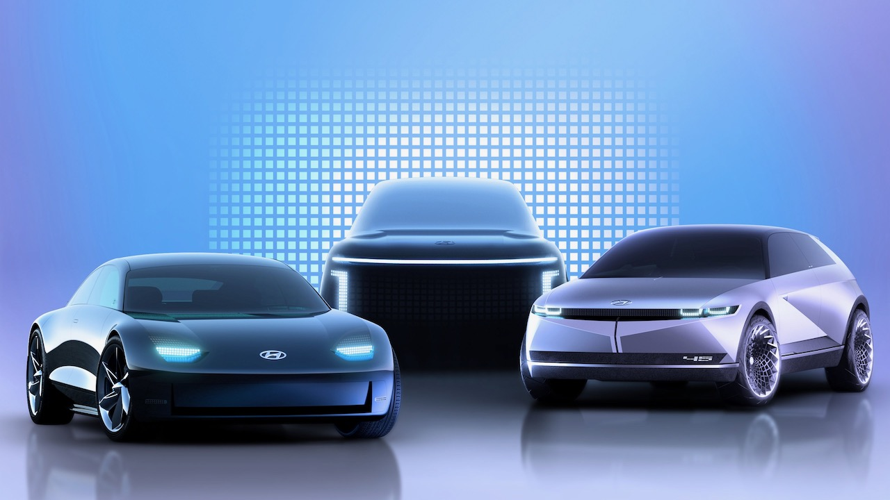 Hyundai Ioniq submarca electricos – 1