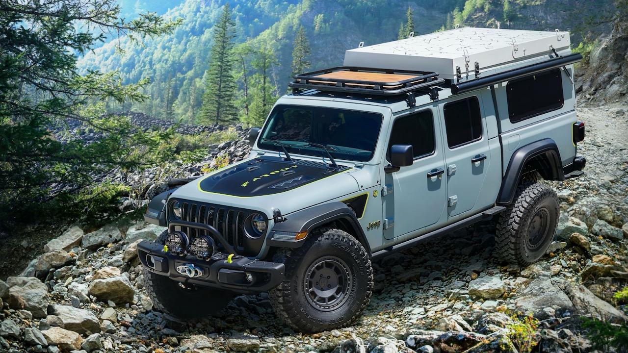 Jeep Gladiator Farout Concept – 2