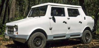 Karenji Mazana, coche fabricado en Madagascar