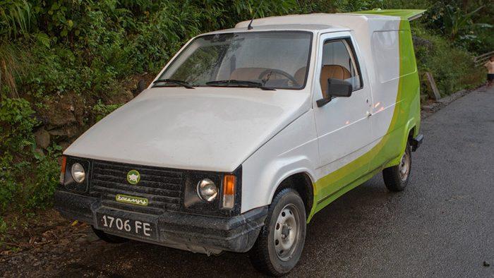 Karenji, coche fabricado en Madagascar