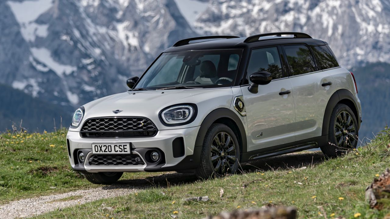 MINI Cooper SE Countryman All4 2020 – 13