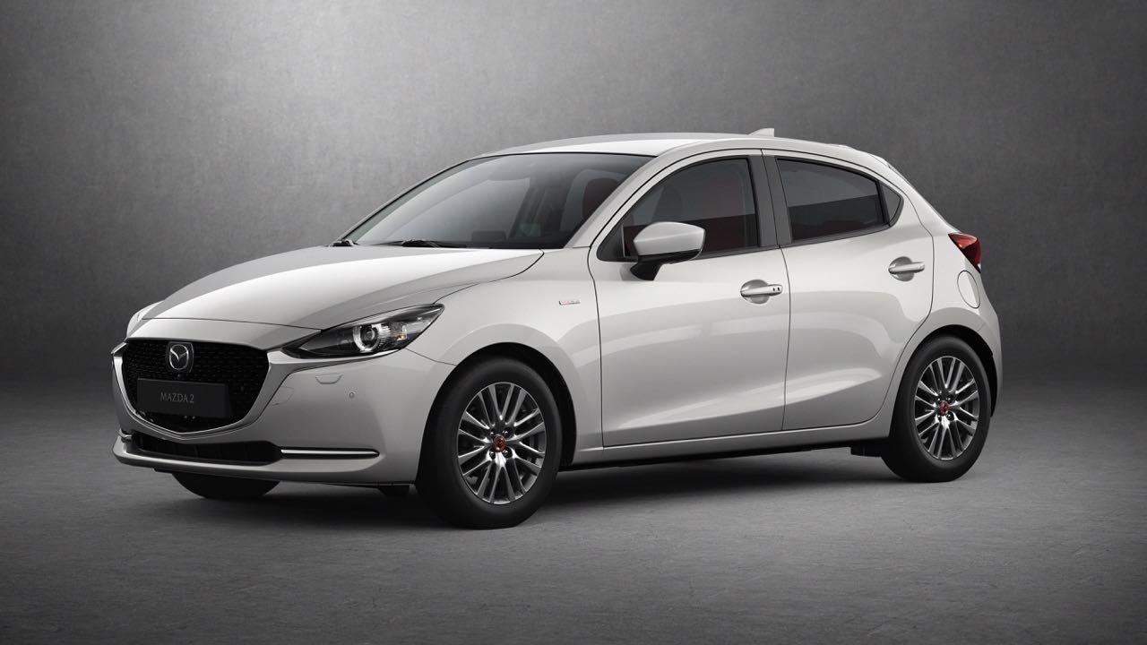Mazda 2 100 aniversario 2020 – 1