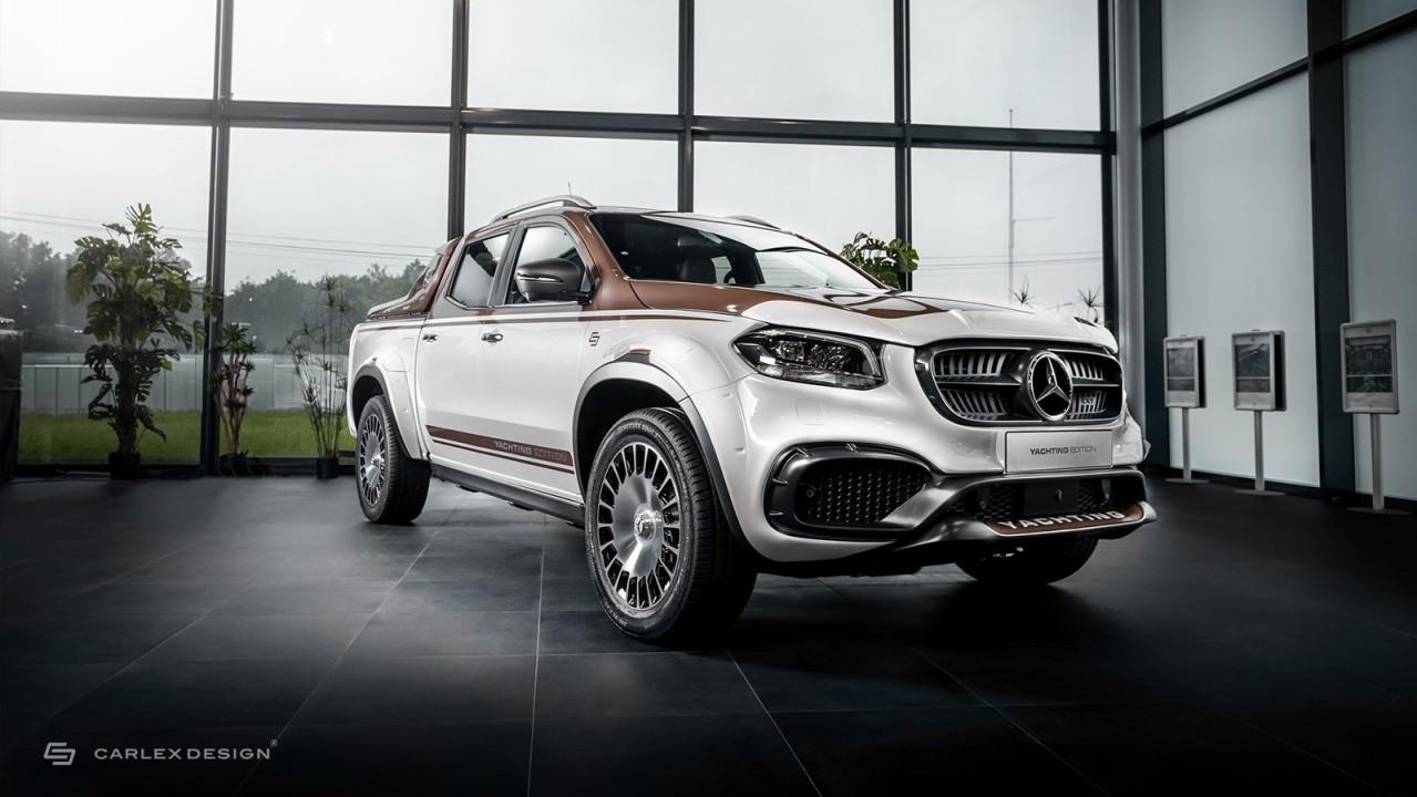 Mercedes-Benz Clase X – Carlex Design (1)