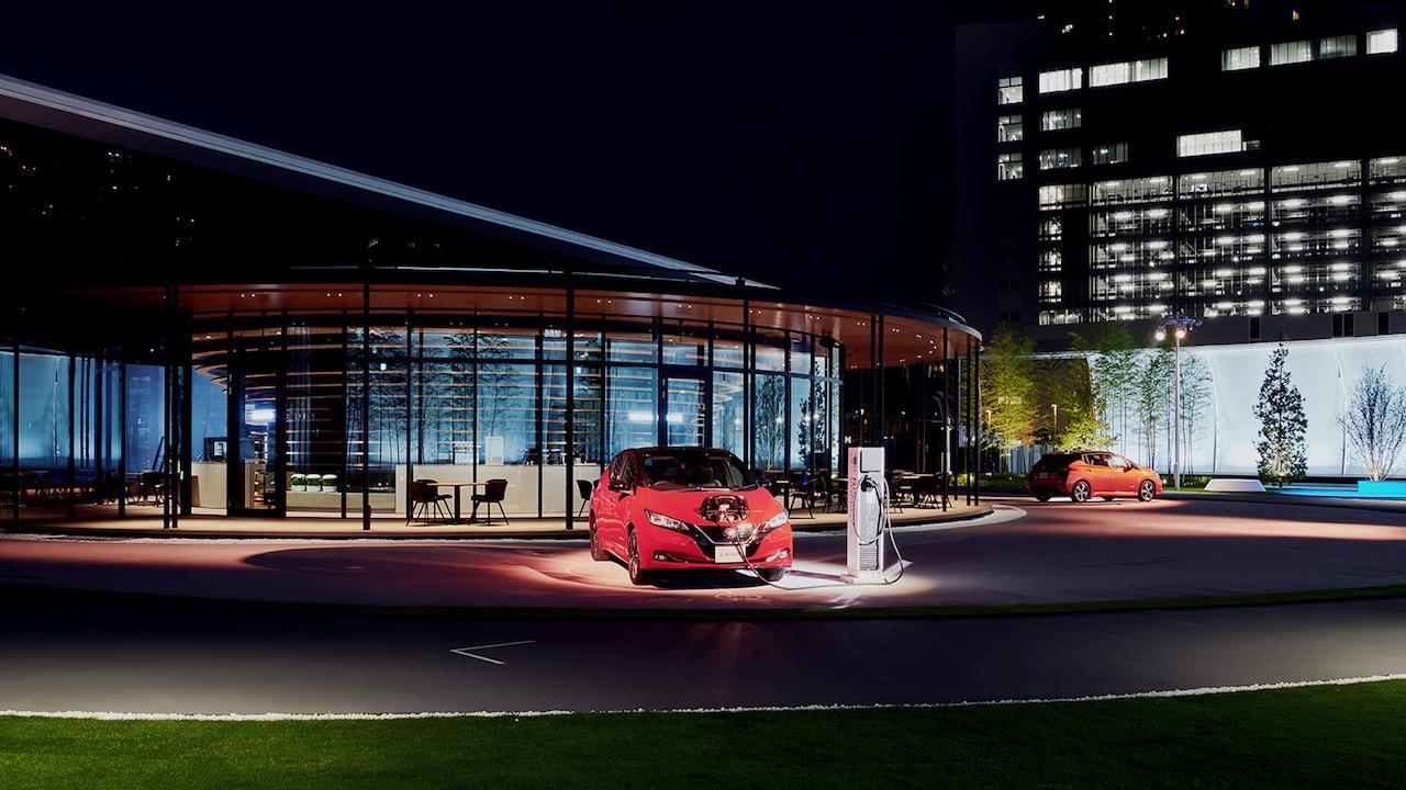 Nissan Pavilion – 1