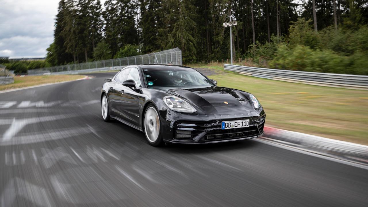 Porsche Panamera Turbo record Nurburgring – 6
