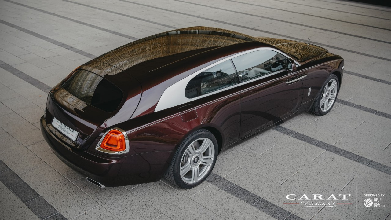 Rolls-Royce Wraith Shooting Brake 2020 (10)