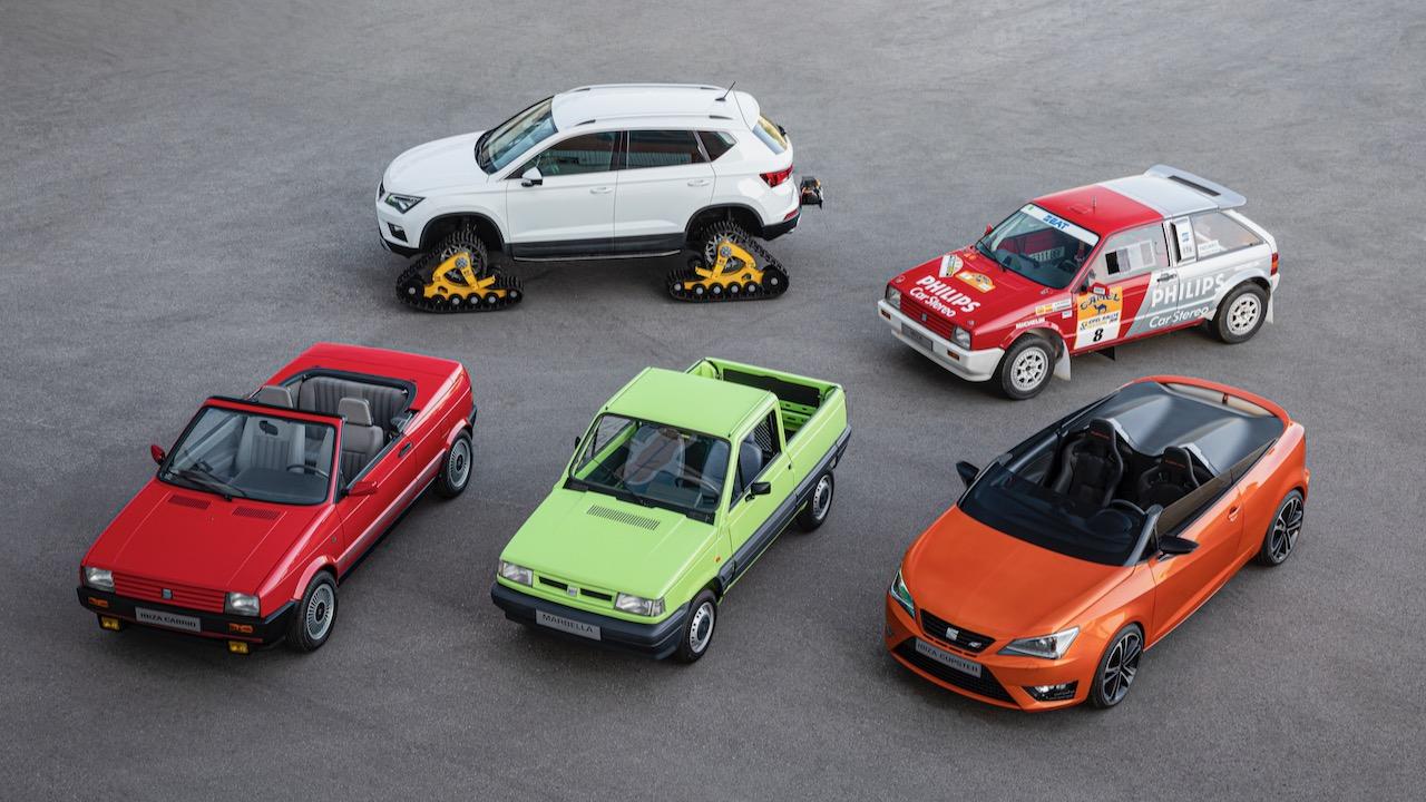 SEAT coches creativos – 1