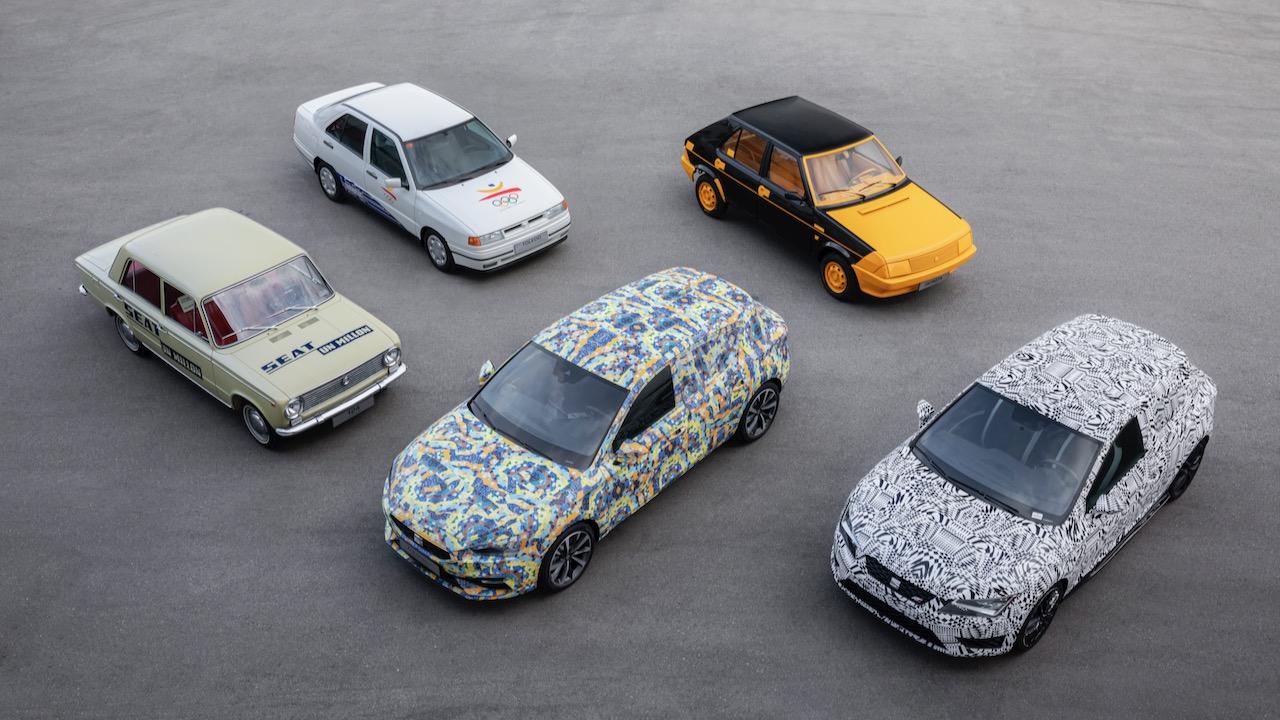 SEAT coches hito – 1