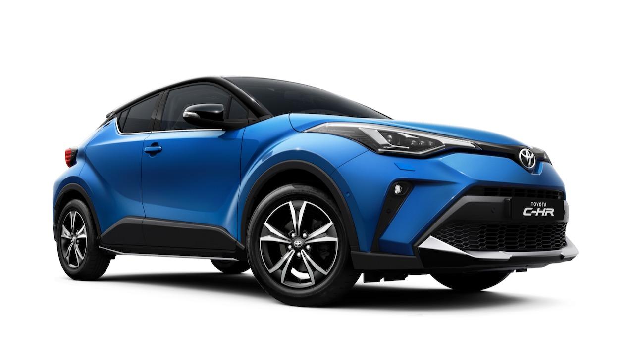 Toyota C-HR accesorios – 5