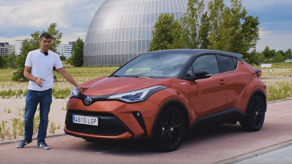 Toyota C-HR video – 1