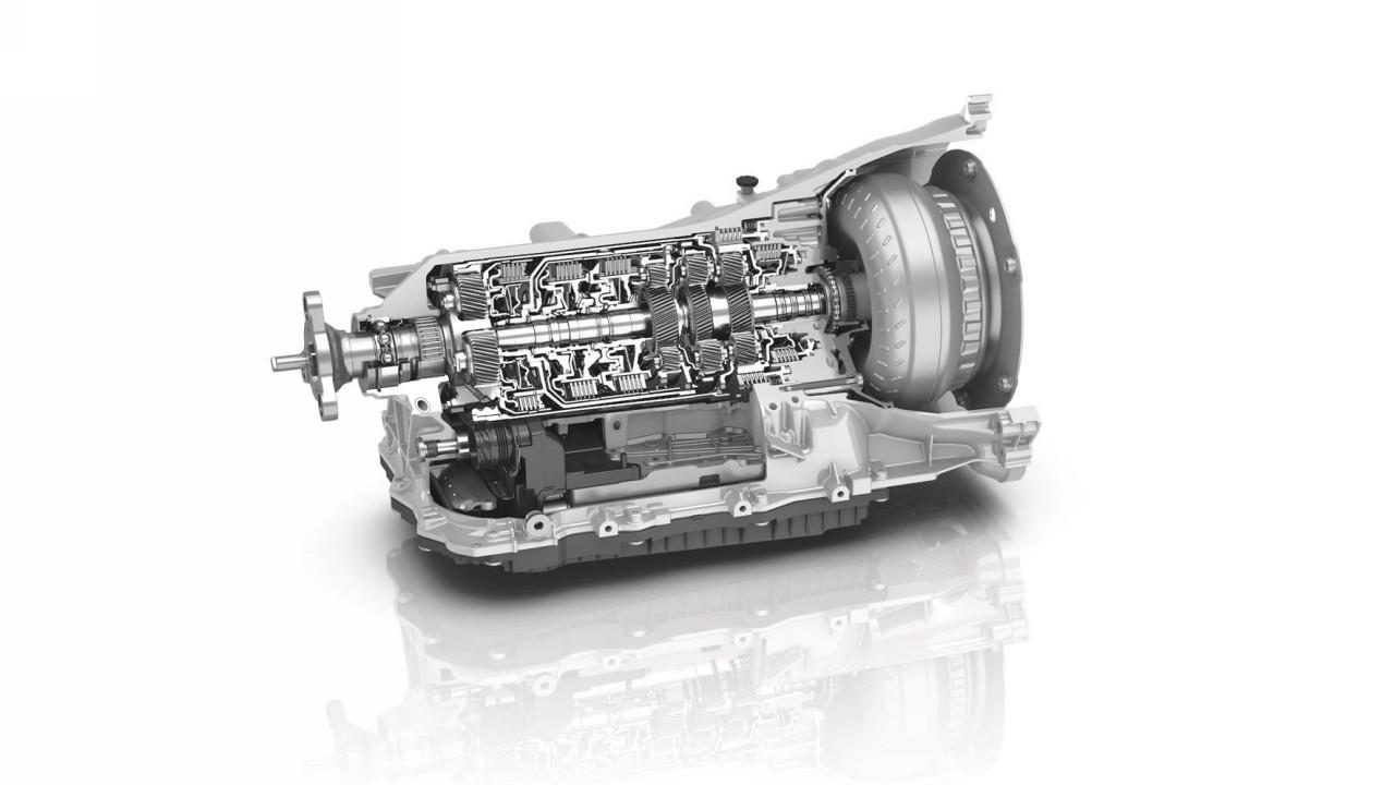 Transmision automatica ZF 8HP ocho velocidades (2)