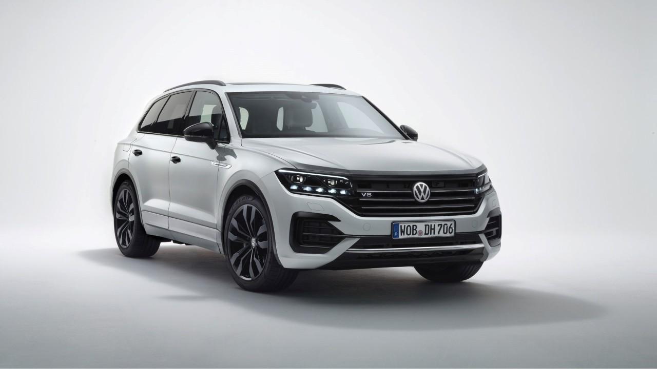 Volkswagen Touareg V8 Last Edition 2020