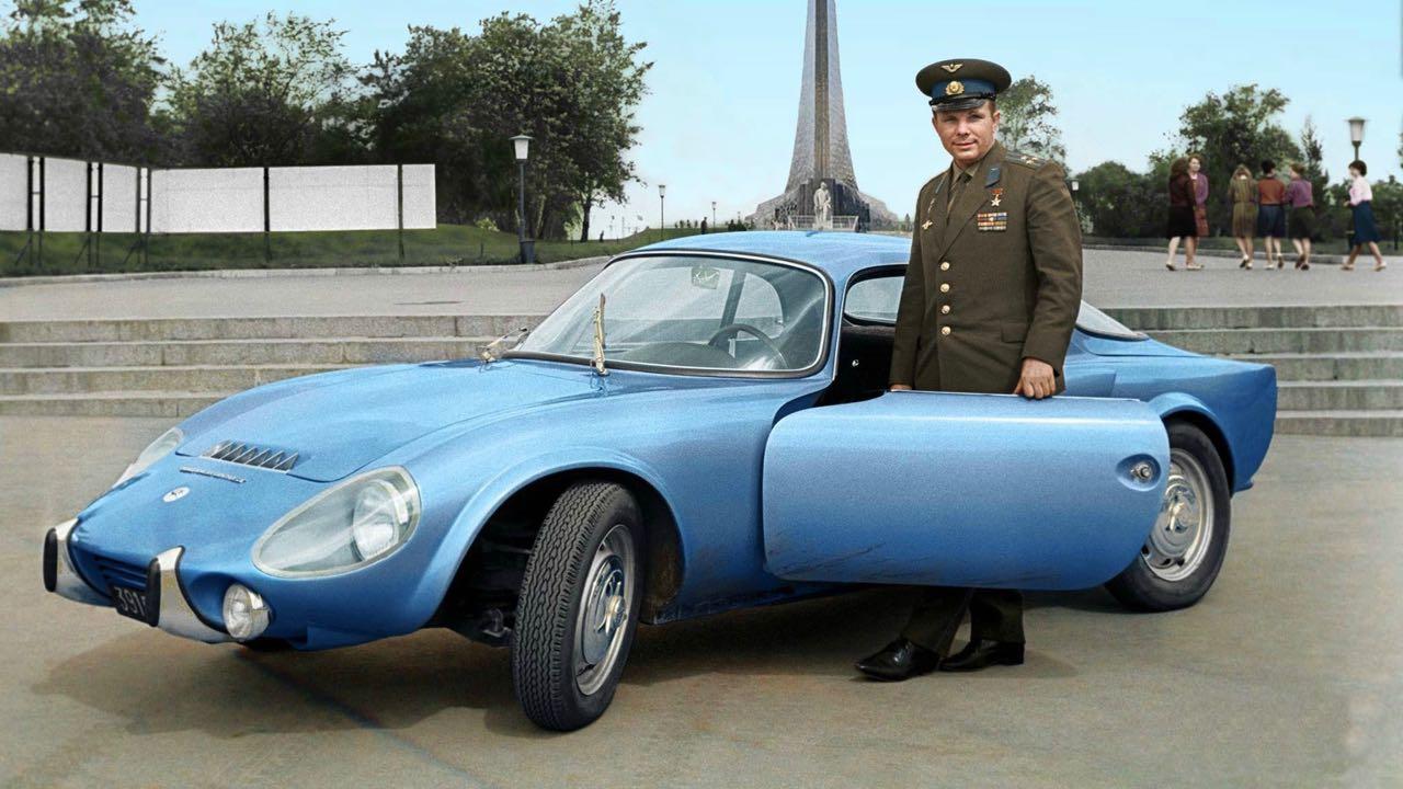 Yuri Gagarin Matra – 1