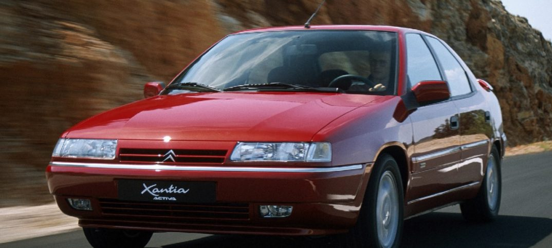 La suspensión del Citroën Xantia Activa