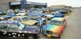 Los 93 Rolls-Royce de Osho