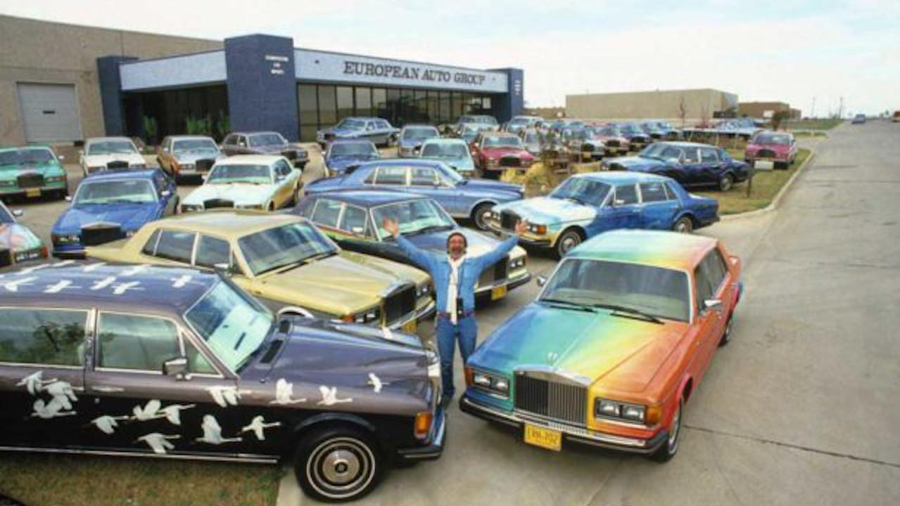 Rolls-Royce de Osho