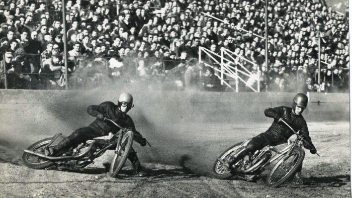 Fay Taylour competía en Speedway