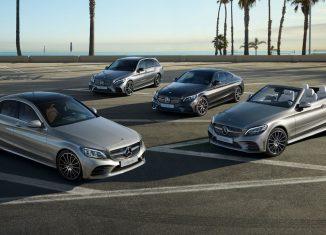 Historia del Mercedes Clase C