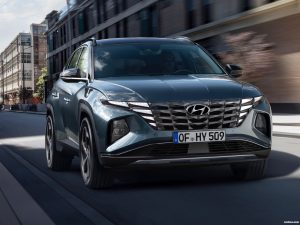 Fotos de Hyundai Tucson hybrid 2021