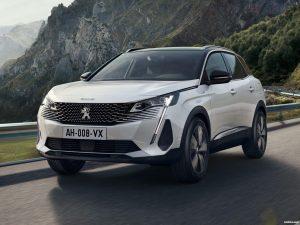 Fotos de Peugeot 3008 Hybrid 2021