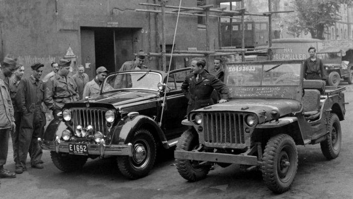 Historia del Jeep Willys